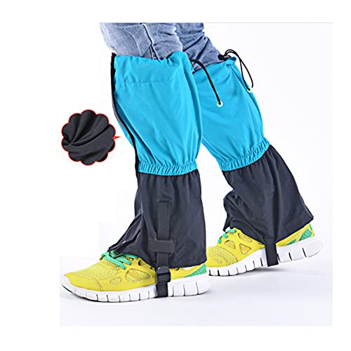 Yingbao Velvet Infantil Cálido Otoño E Invierno Botas De Nieve Al Aire Libre a Prueba De Agua Leggings Ajustables, Esquí Desierto Selva Senderismo Snow Zapatos De Nieve