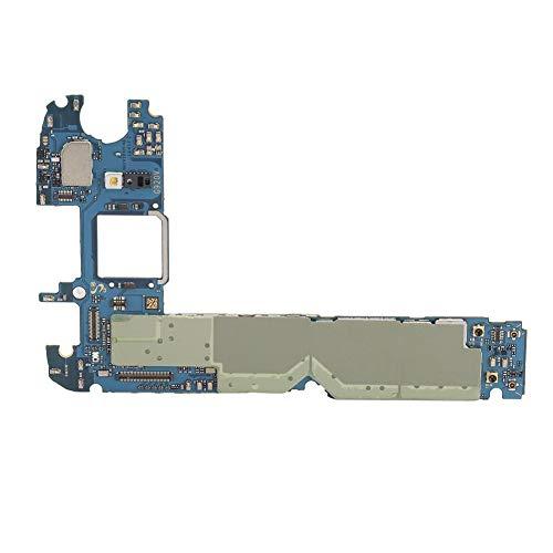 Tonysa Hauptplatine für S6 G920F G920I Mobiltelefon, 3 GB LPDDR4 RAM 32G Mobiltelefon Mainboard Professionelles Ersatztelefon Hauptplatine Gerader Bildschirm US-Version