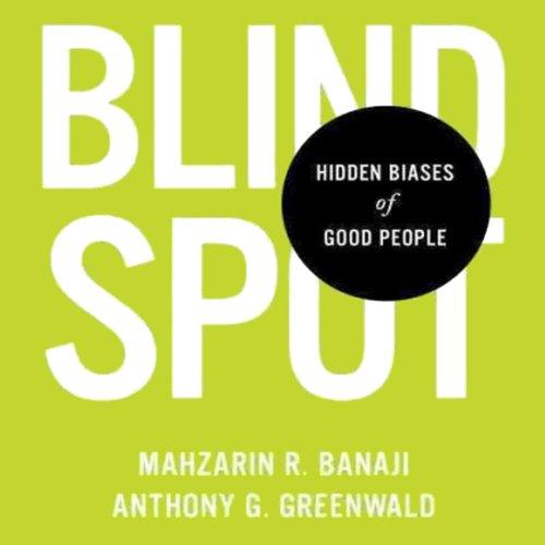 Blindspot audiobook cover art