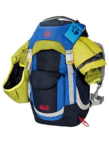 Jack Wolfskin KIDS EXPLORER 20 Backpack, Night Blue, One size