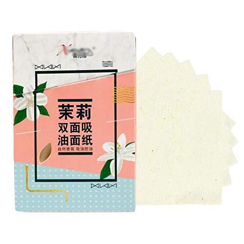 Feuilles de buvard à l'huile de jasmin pour femmes, 200 feuilles