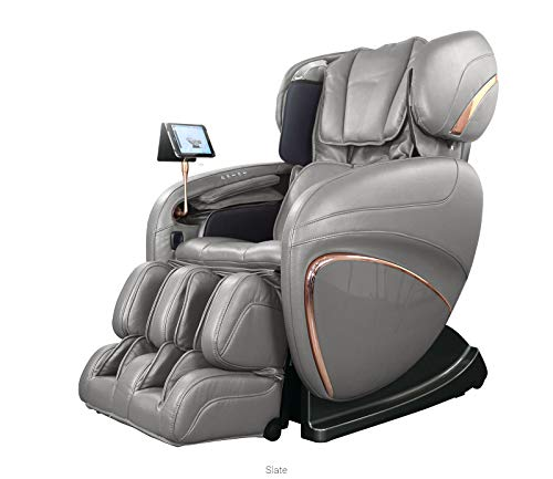 Cozzia CZ-629 Perfect Massage Chair with Advanced Technology - Slate