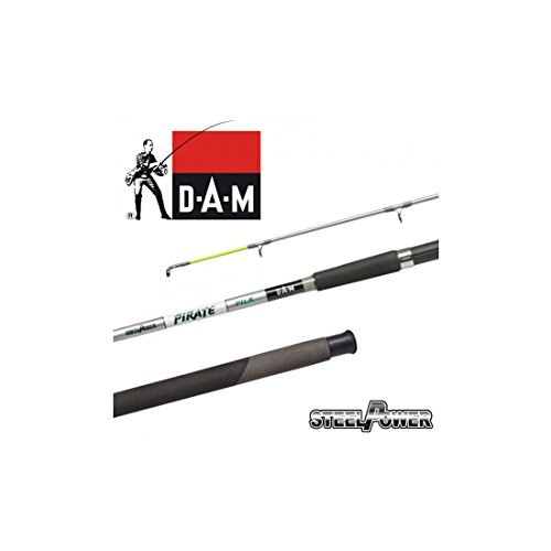 DAM Steelpower Pirate Pilk 90-300 g 2,40 m