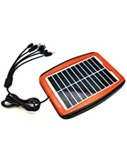 PGSA2Z® Solar Panel Battery Cell Phone Chargers DC Mini Solar kit DIY for Portable Car Bus Solar Mobile Charger Worldwide Adaptor