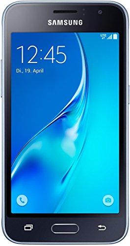 Samsung Galaxy J1 (2016) Smartphone (4,5 Zoll (11,41 cm) Touch-Bildschirm, 8 GB Speicher, Android 5.1) schwarz