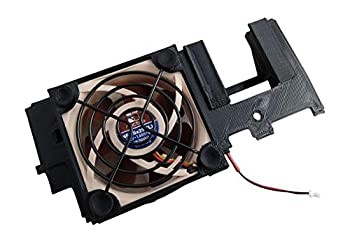 TPO - PlayStation 2 Fat Noctua Fan Upgrade Modification  SCPH-30000 & 50000  PS2 Mod