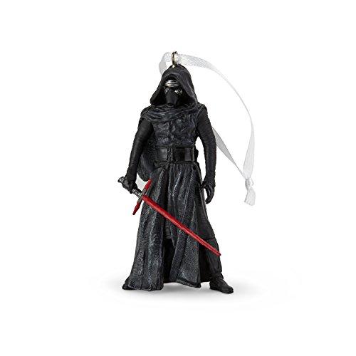 Hallmark Disney Lucas Film Star Wars Kylo Ren Christmas Ornaments