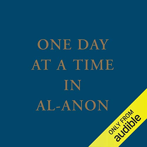 One Day at a Time in Al-Anon  By  cover art