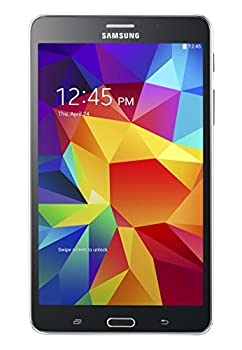 Samsung Galaxy Tab 4  7-Inch Black   Renewed