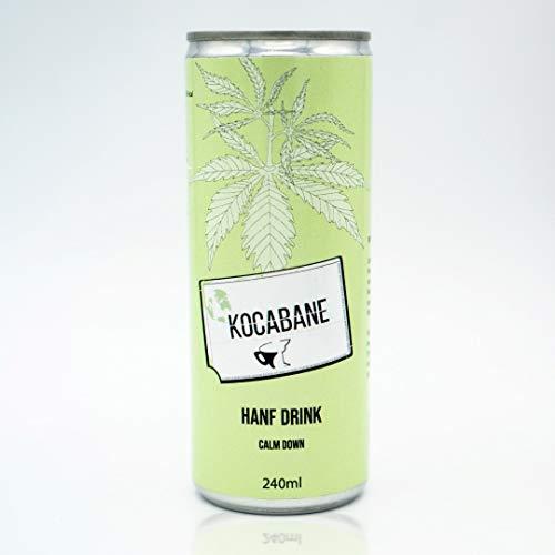 Hanf Drink, Kocabane, Calm Down,...