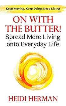 Book cover image for On With the Butter