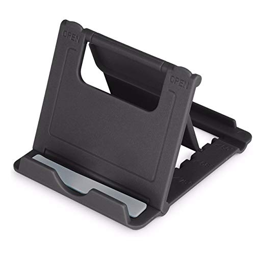 Cell Phone Stand - Angle Adjustable Phone Tablet Stand Holder Desk Desktop Colorful Mount Portable Universal for ipad Android Huawei Tablet,1
