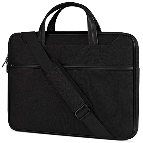 Laptop Case 13-14 inch Laptop Shoulder Bag Waterproof...