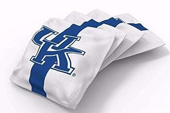PROLINE 6x6 NCAA College Kentucky Wildcats Cornhole Bean Bags - Stripe Design  B