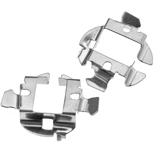 2 x HID Support Clips Supports pour Ampoules H7 Xenon HID Base pour Benz