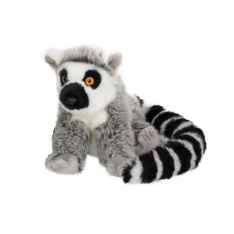 WWF Plüschtier Lemur (15cm) Kuscheltier Stofftier Affe Äffchen NEU