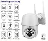 1080P PTZ Outdoor IP Camera Topmall1 Speed Wireless WiFi Security