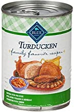 Blue Buffalo Family Favorite Recipes Turducken Adult Canned Dog Food