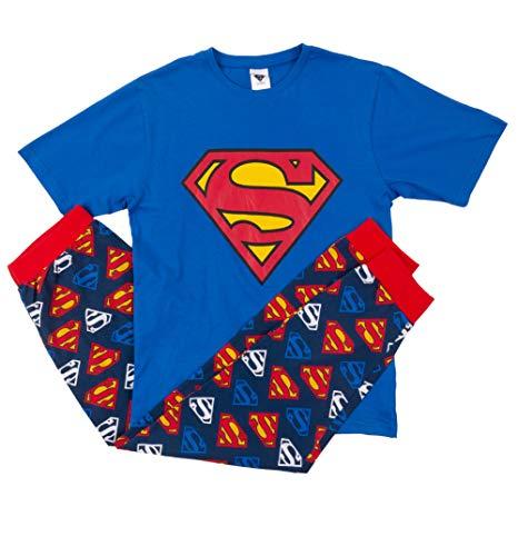 Mens Superman Pyjamas
