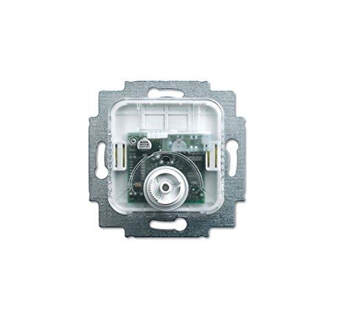 Busch-Jaeger thermostaat 1099 UHK verwarmen koelen inbouwinzetstukken kamerthermostaat 4011395183656