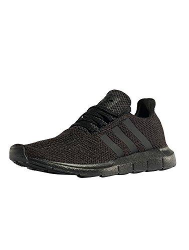 adidas Swift Run, Scarpe da Ginnastica Basse Uomo, Nero (Black Aq0863), 46 EU