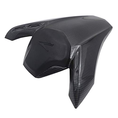 Fransande - Funda de carenado para el capó del asiento del pasajero trasero de moto, compatible con Z900, Z900 ABS 2017 2018 2019