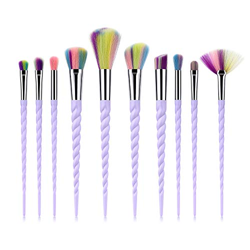 Scorpio - Juego de brochas de maquillaje para maquillaje de colores para...
