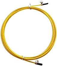 Steel Wire Met schroefjes for Springtouwen 3M Spare Fitness Rope vervangbare aderige kabel Metal Speed Jump Rope Skippin...