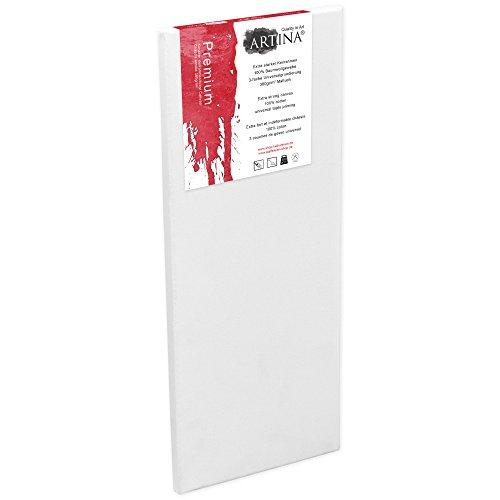Artina Premium Leinwand auf Keilrahmen - 50x150 cm - 380g/m²