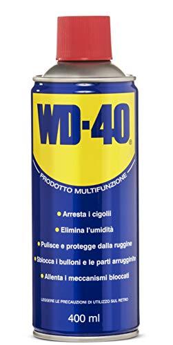 WD-40 Prodotto Multifunzione Lubrificante Spray, 400 ml