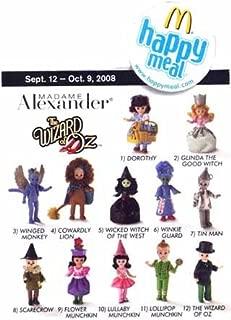 Best mcdonalds wizard of oz toys Reviews