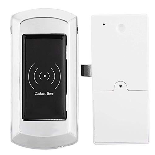 Cerradura de gabinete digital de caja de interruptor automática completa de interferencia eléctrica fuerte, adecuada para armarios de gabinetes de hogar/hotel