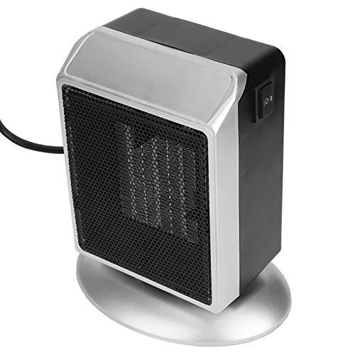 Riscaldatore d'ambiente Portatile, termoventilatore PTC ad Alta Potenza da 900 W, Temperatura...