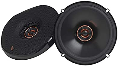 """Infinity Reference 6532EX - EZFit 6-1/2"""" Shallow Mount Coaxial car audio speaker"""