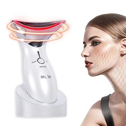Ms.W Instrumento de Belleza Facial, Ms.W Eléctrico Fototerapia...