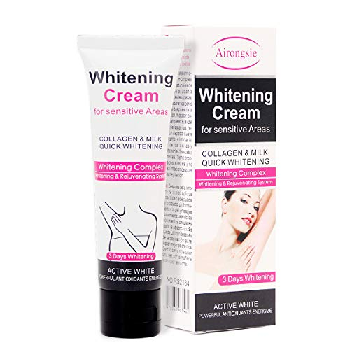 Body Cream, Underarm Cream, Intimate Skin Cream, Instant Result for armpit, knees, elbows, Armpit,...