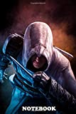 Notebook: Assassin Creed Character , Journal for Writing, College Ruled Size 6' x 9', 110 Pages