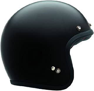 Capacete Bell Helmets Custom 500 Solid Matte Preto 58