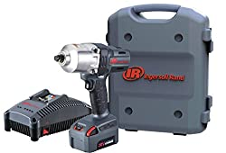 Ingersoll-rand 1/2 20v High-torque Impactool Kit With One 20v 5.0 Ah Battery W7150-k12