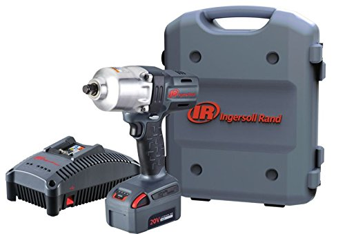 "Ingersoll Rand W7150-K12 20v 1/2"" Impact Wrench"