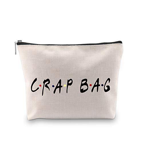 Crag Bag Novelty TV Show Inspired Travel Cosmetic Makeup Toiletry Bag (Crag...