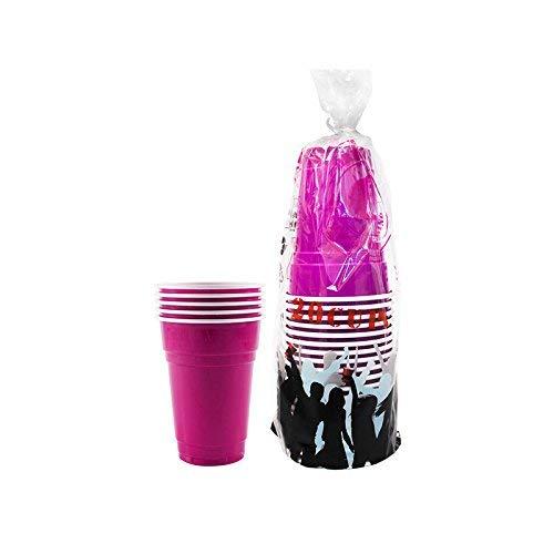 Original Cup GP25-20 Becher, 250 ml, Rosa, 20 Stück