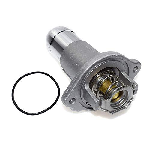 BOLV Motorkühlmittel-Thermostat für W203 W204 W211 S203 S204 S211 C200 C220 E200 E270 E280 E320 CDI 6462000015