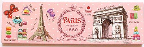 magnet aimant frigo MGG4 cuisine souvenir France Paris cadeaux Tour Eiffel 17X5cm