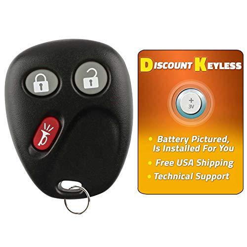 Discount Keyless Replacement Key Fob Car Keyless Entry Remote For Yukon Tahoe Suburban Silverado Sierra Avalanche Escalade LHJ011