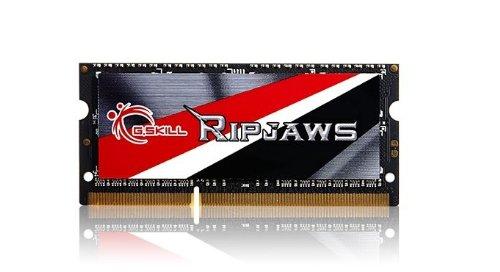 G.Skill Ripjaws Series 8GB 204-Pin DDR3 SO-DIMM DDR3 1600 (PC3 12800) Laptop Memory (F3-1600C9S-8GRSL)