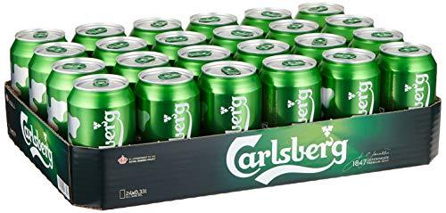Carlsberg Beer Einweg (24 x 0.33 l)