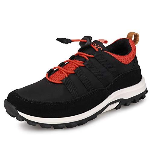 UOVO Zapatillas de Trail Running para Niños Verano Zapatillas de Deporte Unisex Niños 37