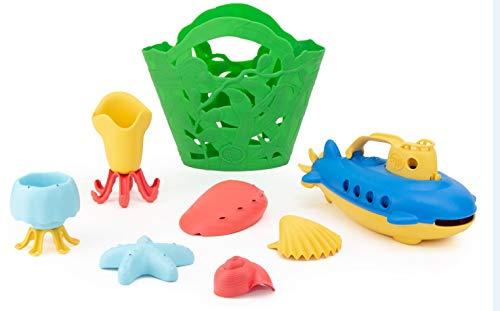 Green Toys Tide Pool Set & Submarine