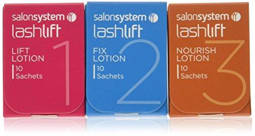 Salonsystem Lashlift sistema
